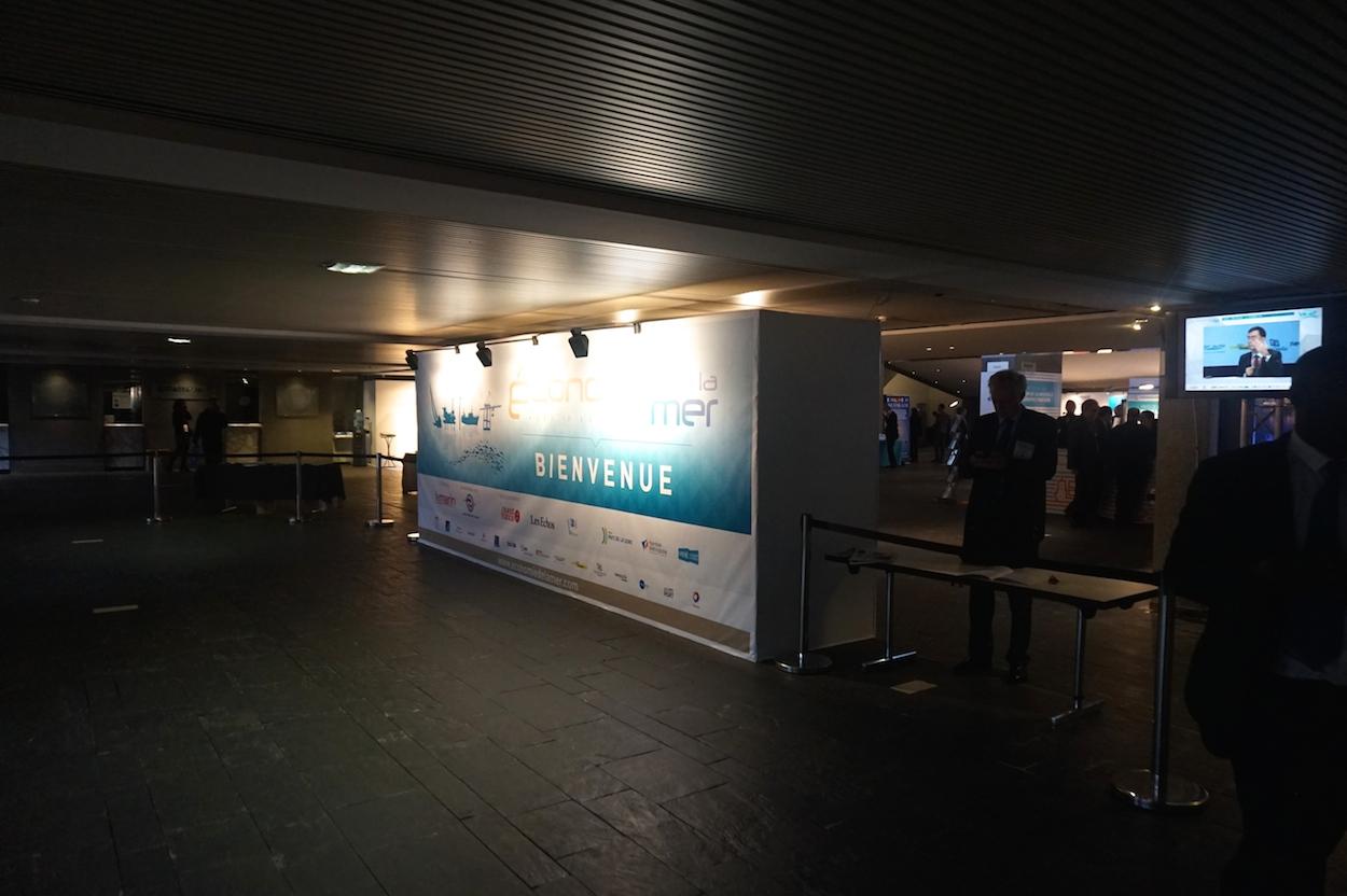 Installation stand événement à Nantes